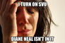 Diane Neal Isn't in SVU