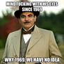 Poirot mind fucking with his eyes