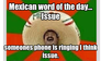 Mexican word of the day... Issue